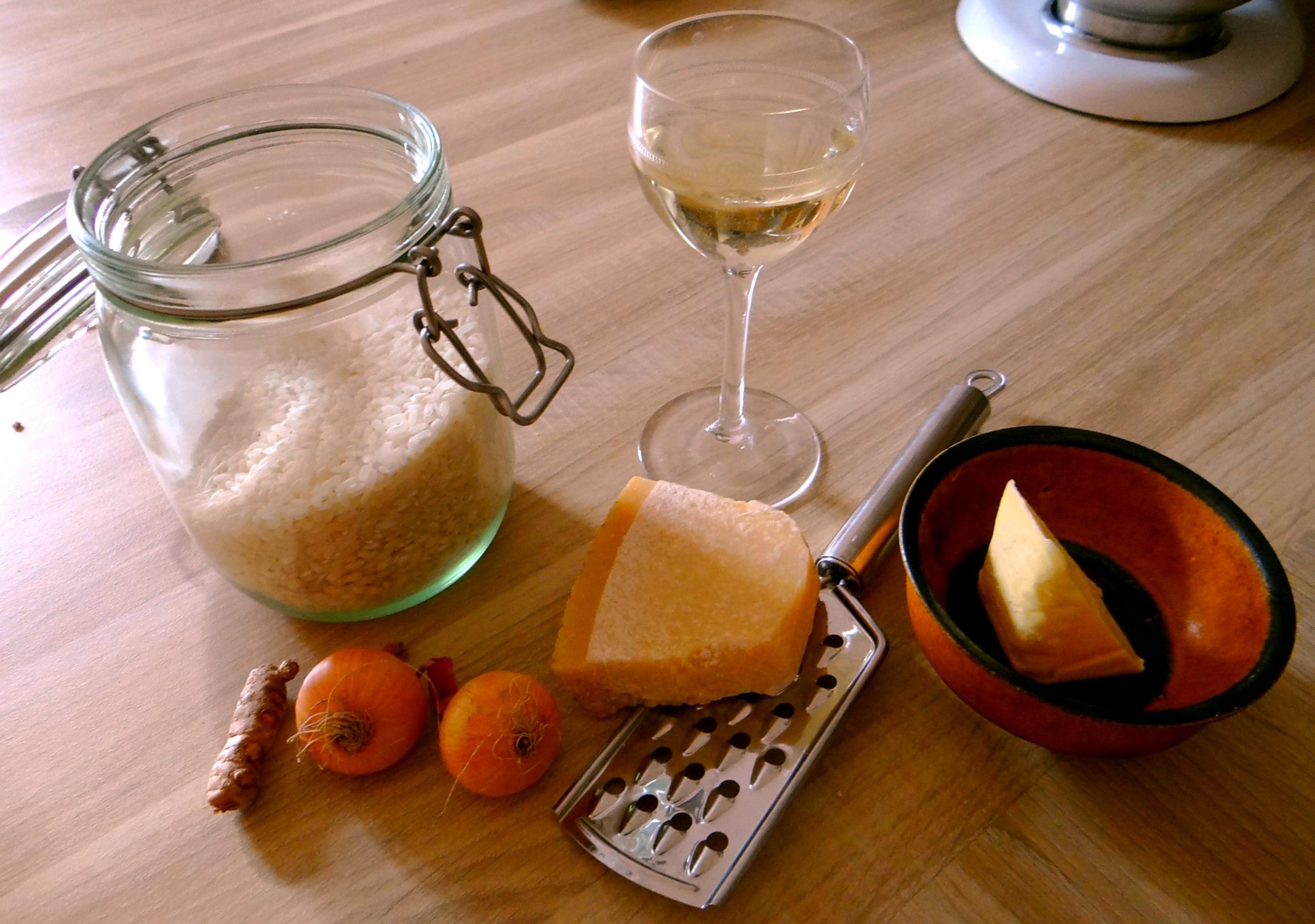 Muschel-Zitronen Risotto (4)
