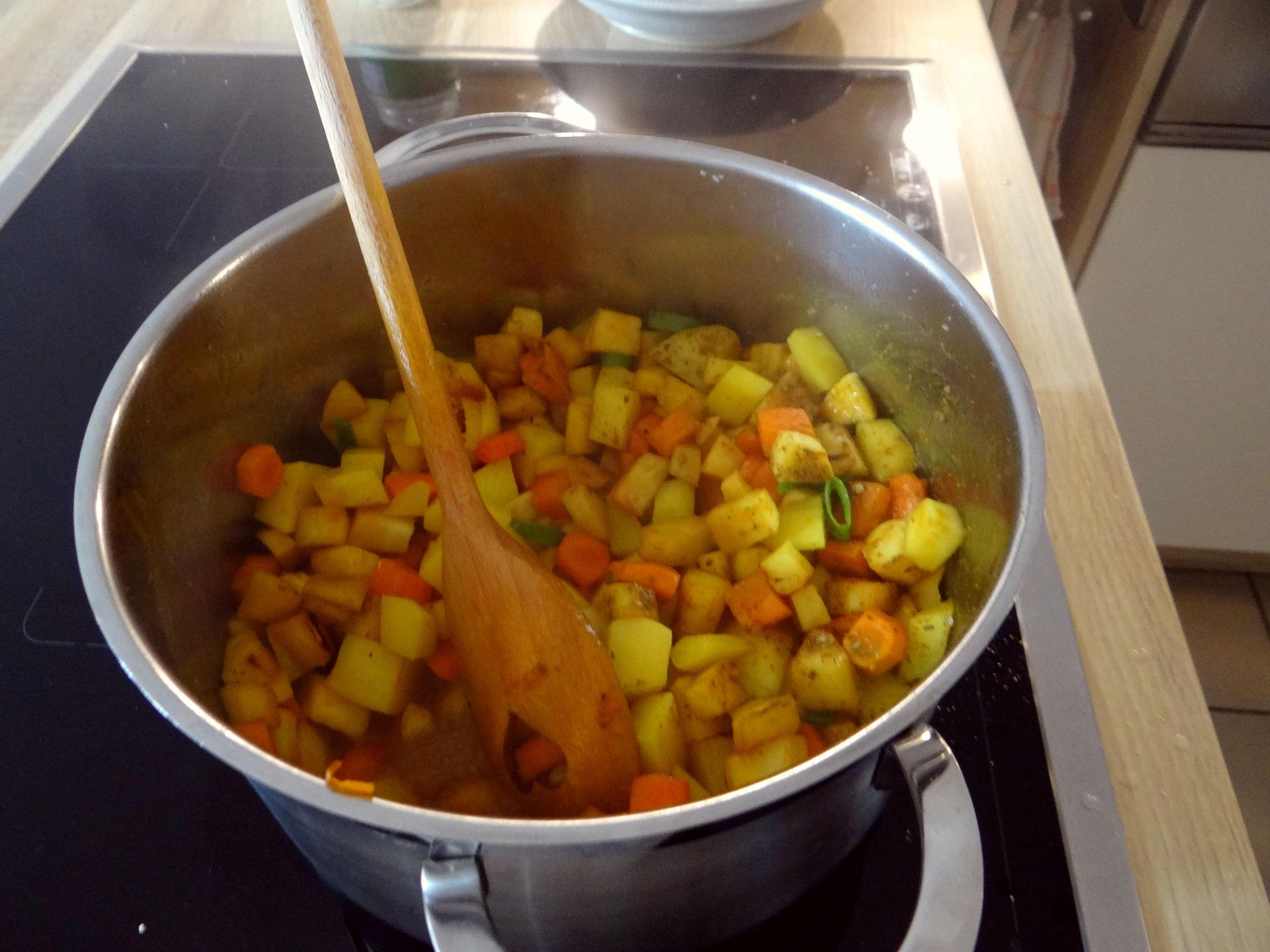 One Pot Pastinaken,Möhren,Kartoffeln (5)