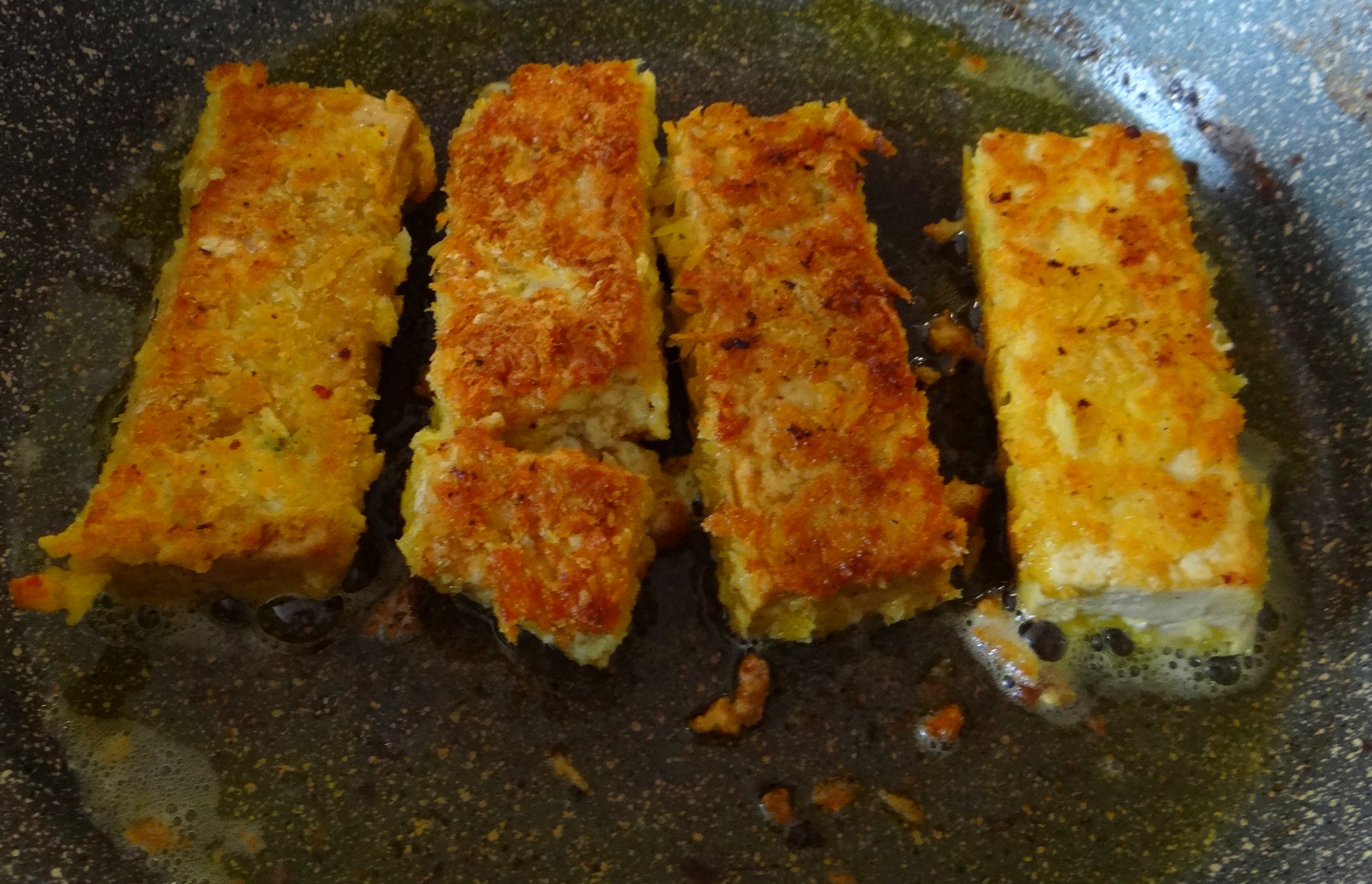 Seidentofu,Frisee Salat,Kartoffel Mix (8)