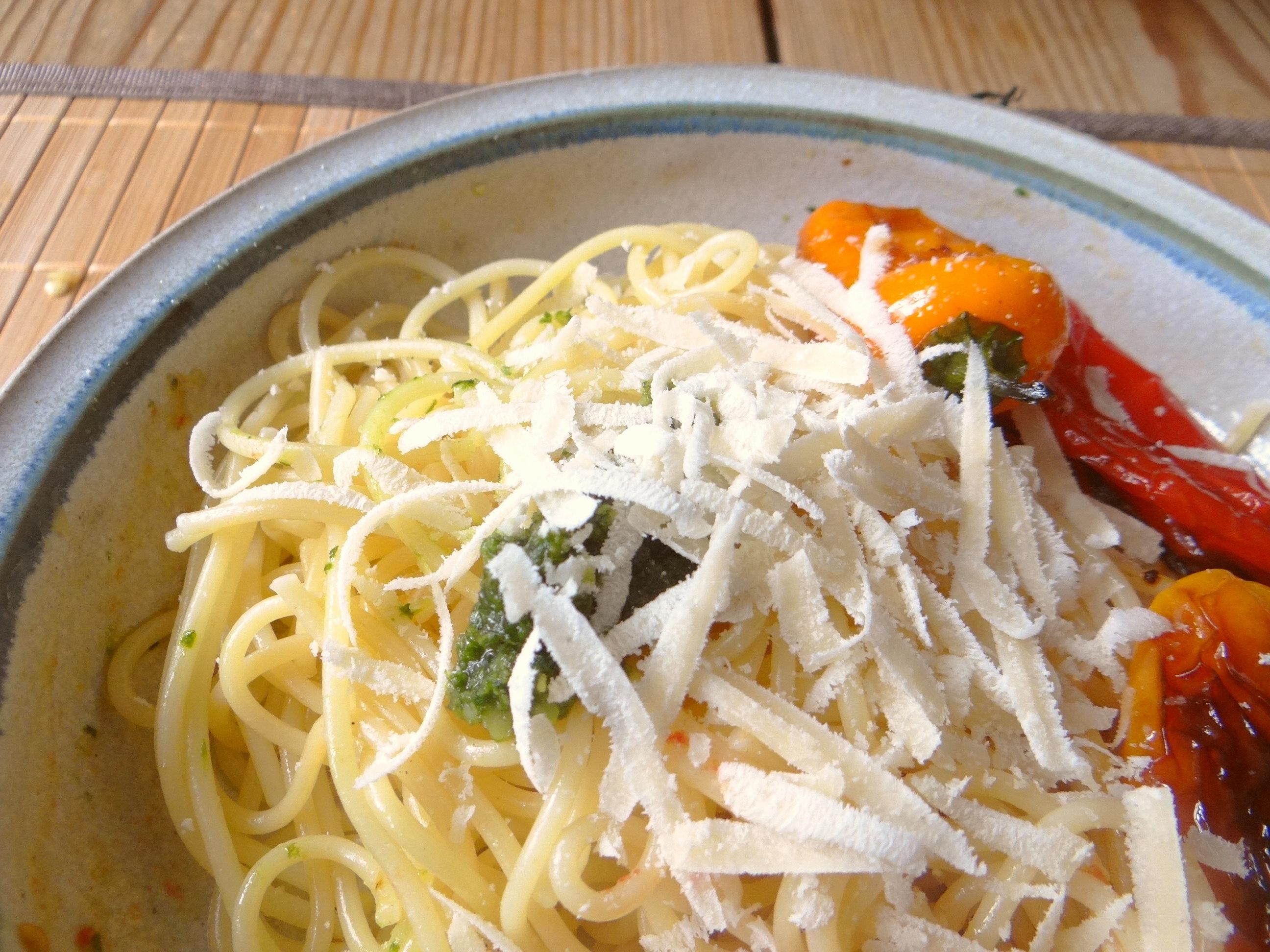 Spaghetti mit Snackpaprika (17)