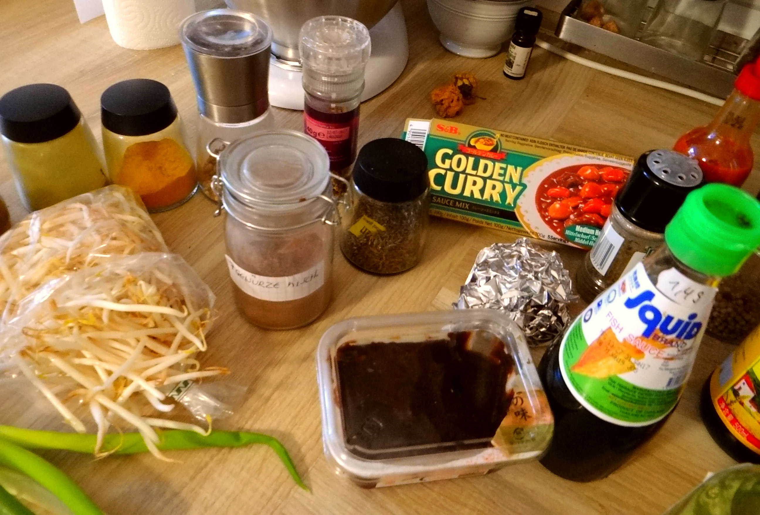 Asiatische Shrimpspfanne (8)