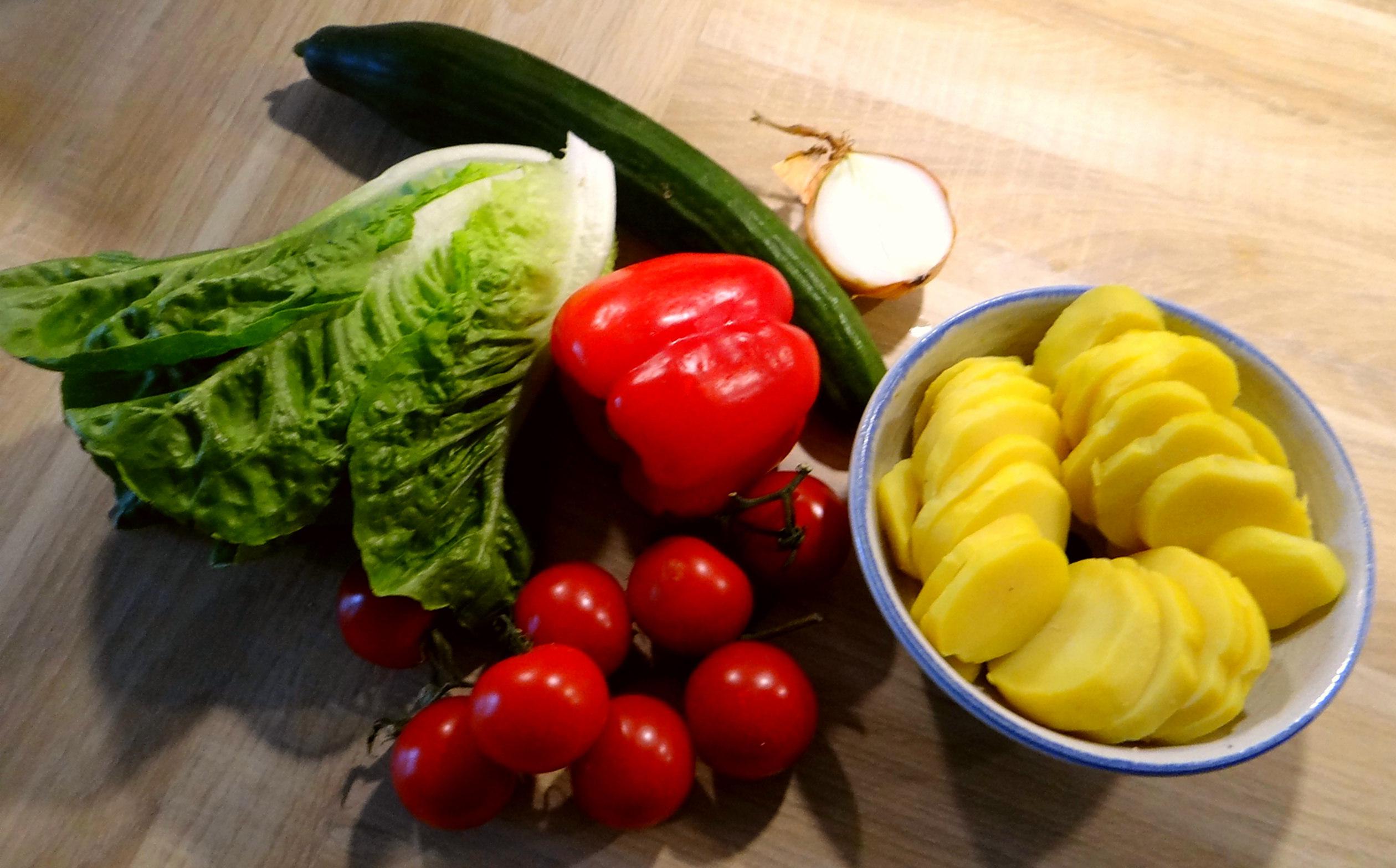 Bratkartoffel mit Rührei (5)