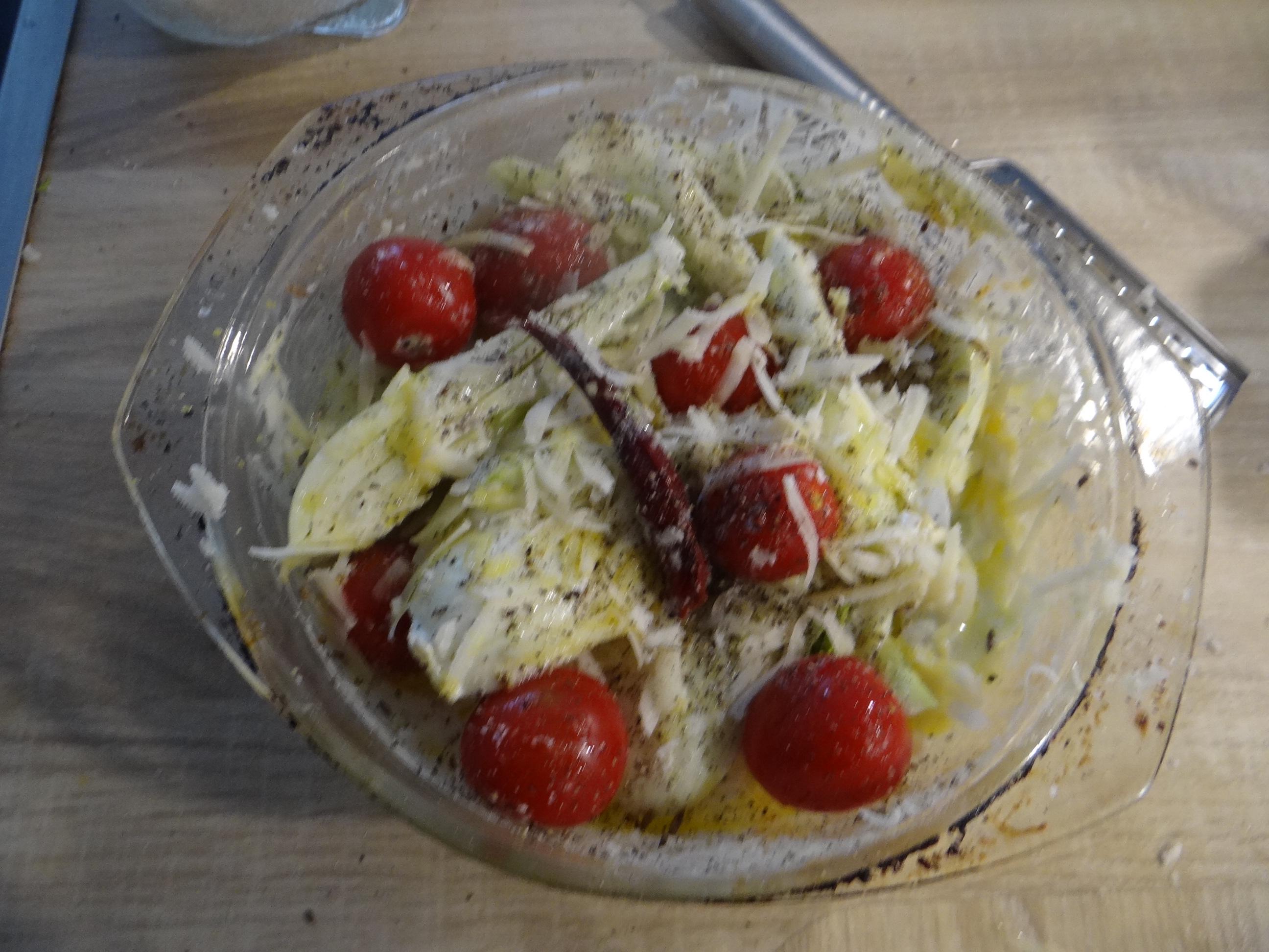Fenchel,Tomate,Wein,RiiJii Reis,Obstsalat (10)