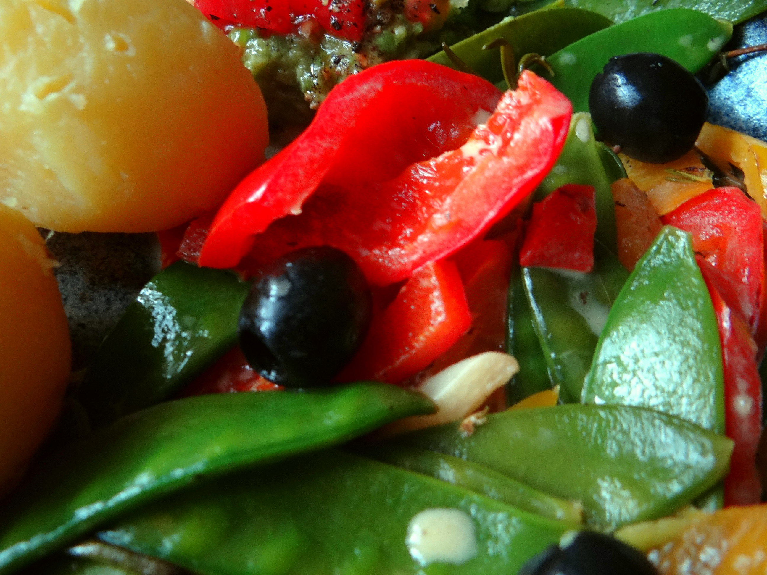 Gedämpfter Paprika (3)