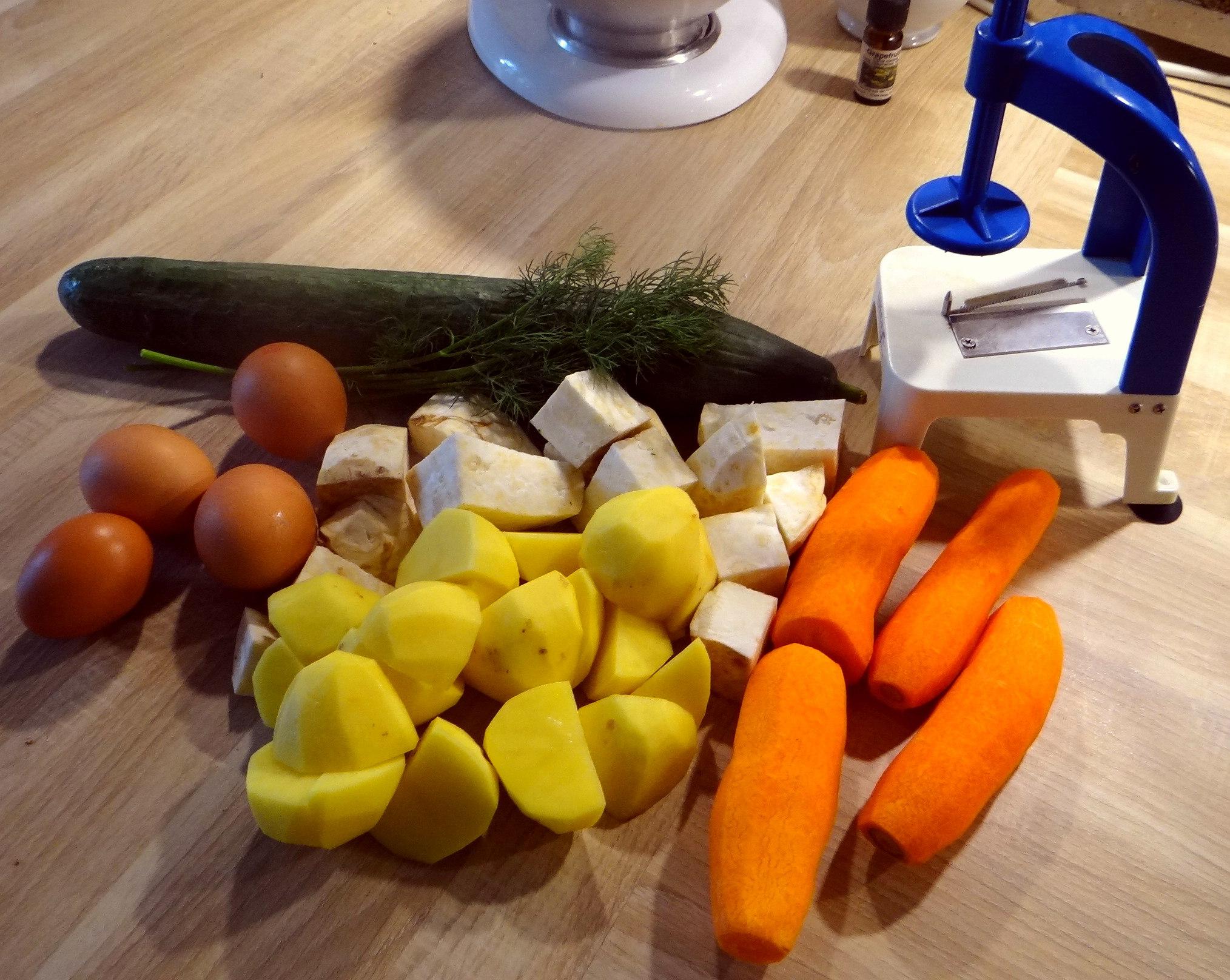 Kartoffel-Sellerie SWtampf,Möhrenzoodles (13)