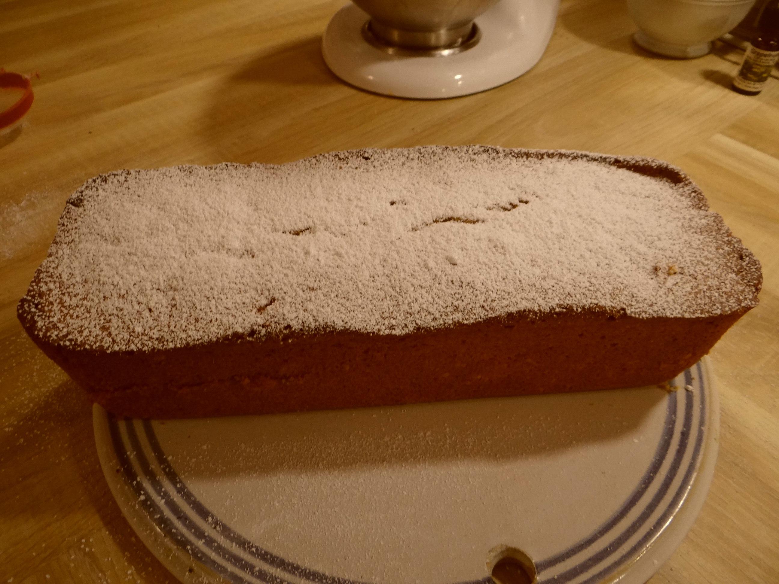 Mandelkuchen (1)