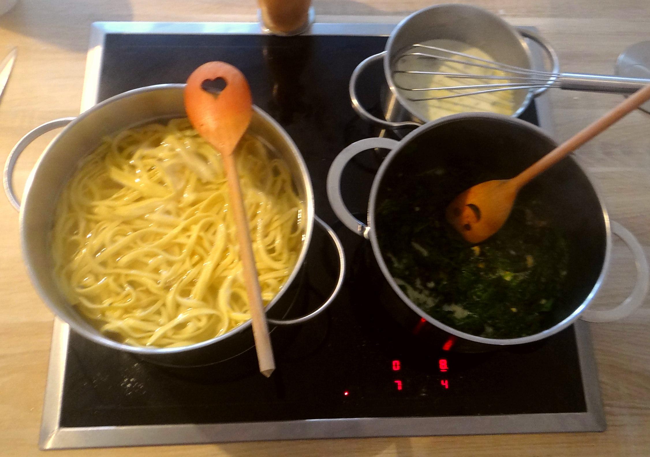 Nudeln,Spinat,Gorgonzola (7)
