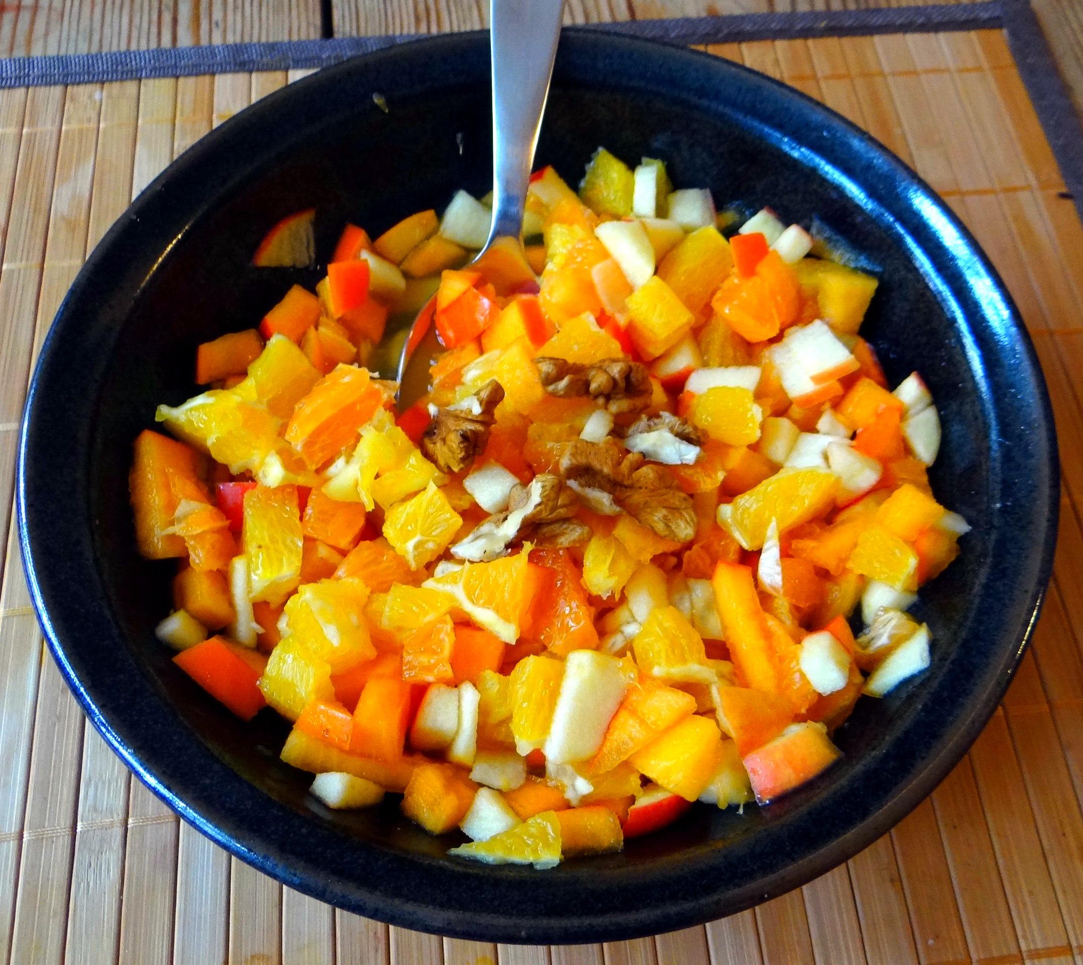 Rote Beete Gemüse,Geräucherte Forelle,Kartoffeln,Obstsalat (17)