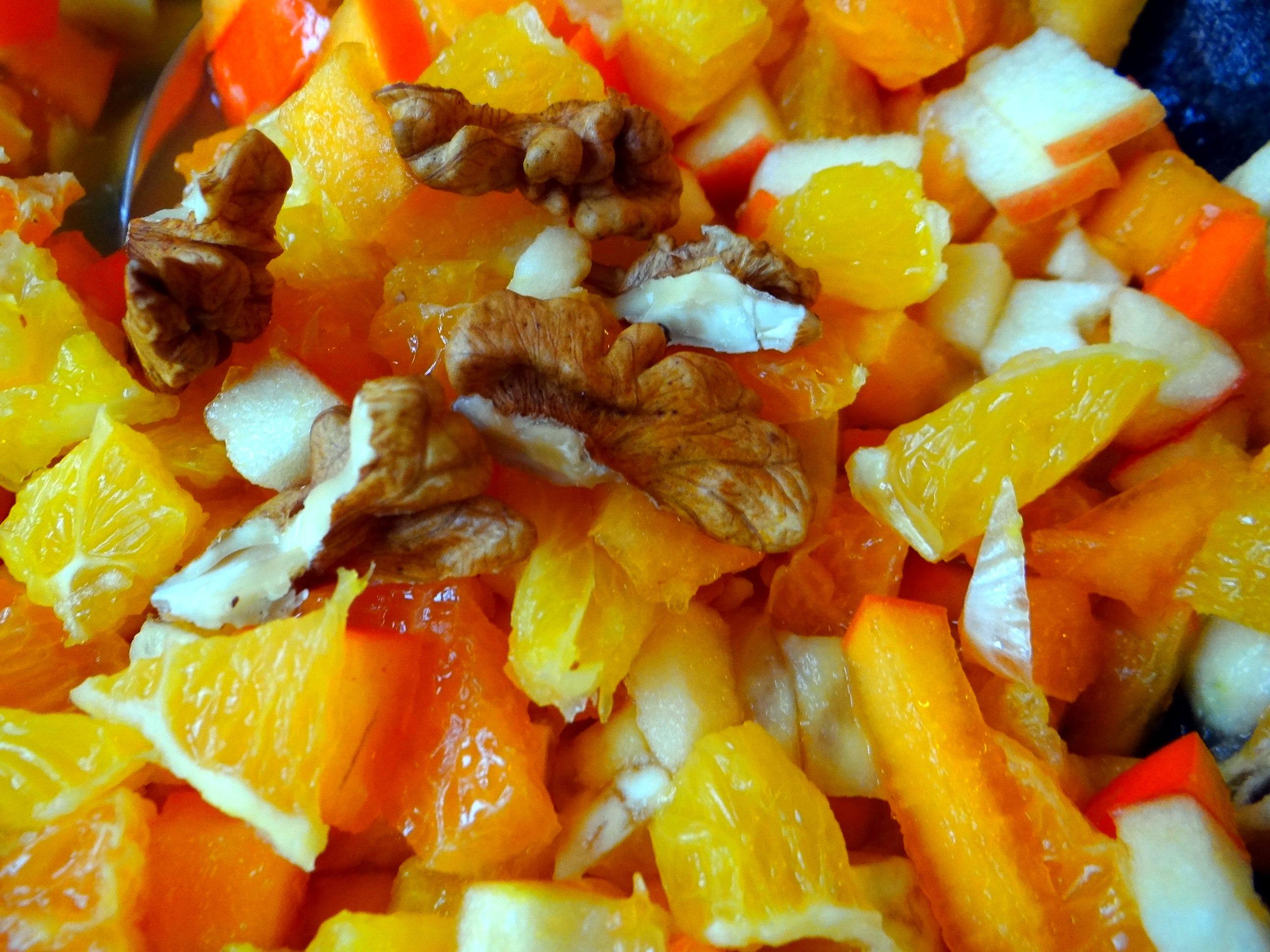 Rote Beete Gemüse,Geräucherte Forelle,Kartoffeln,Obstsalat (18)