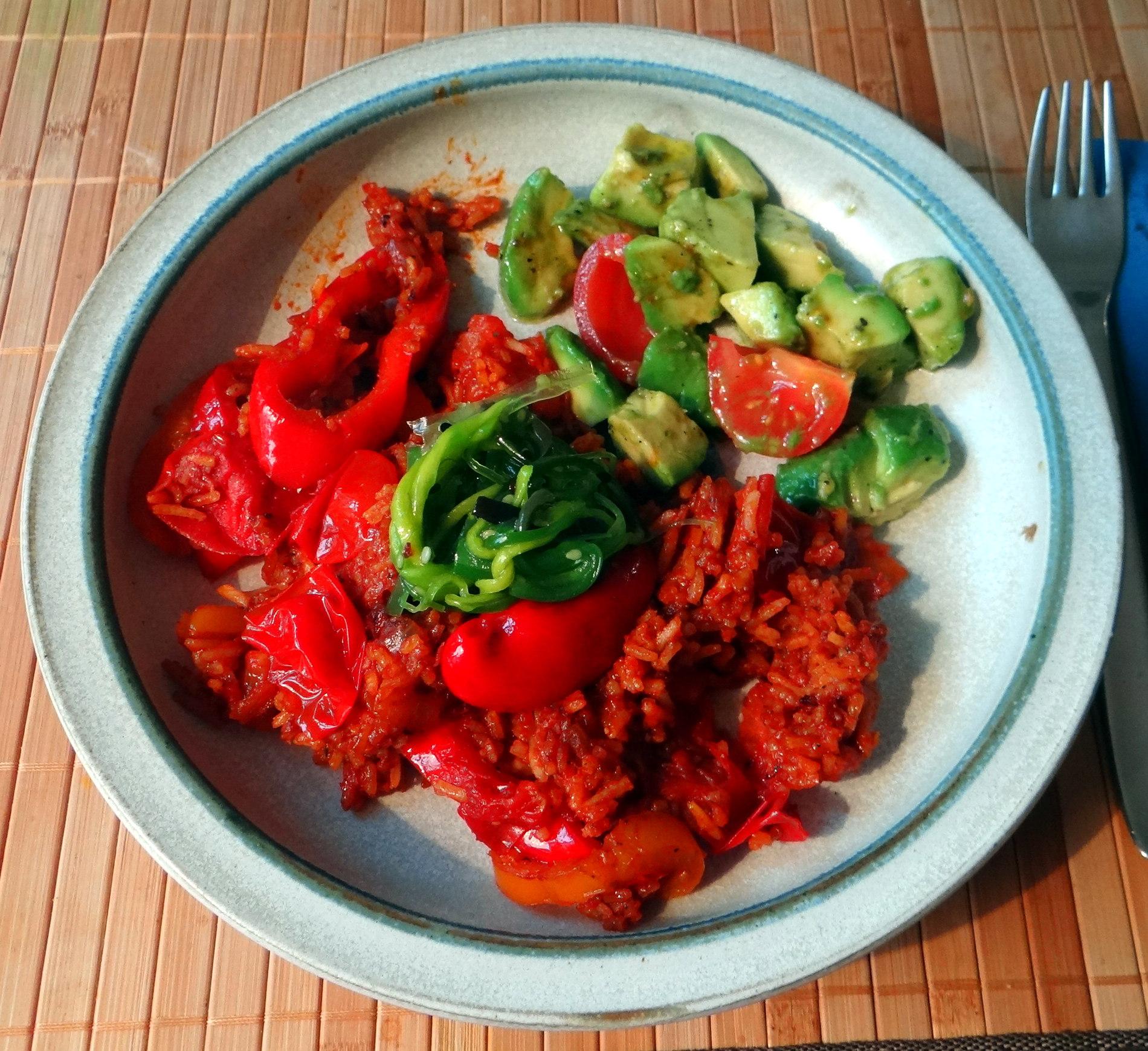 Tomatenreis (2)