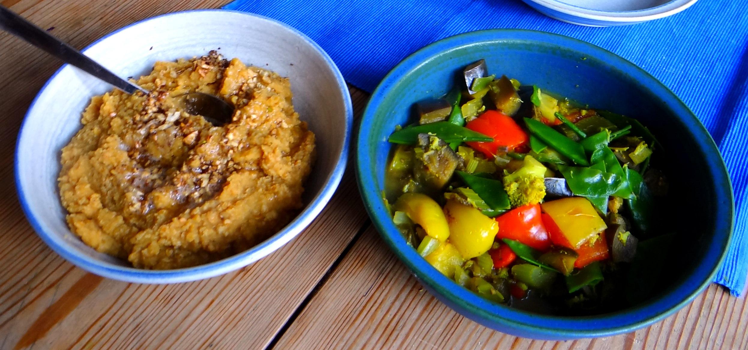 Gemüse Dal (3)