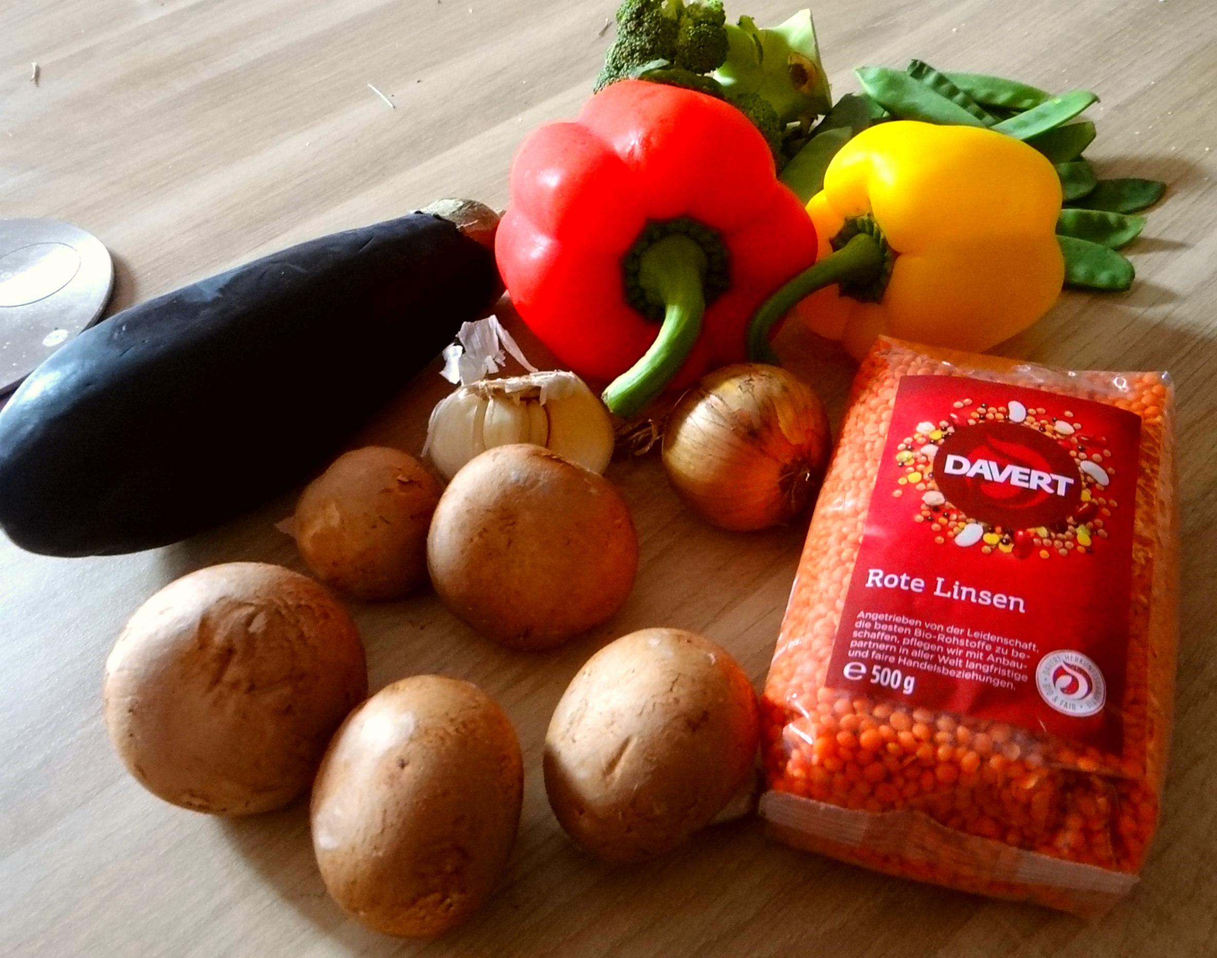 Gemüse Dal (4)