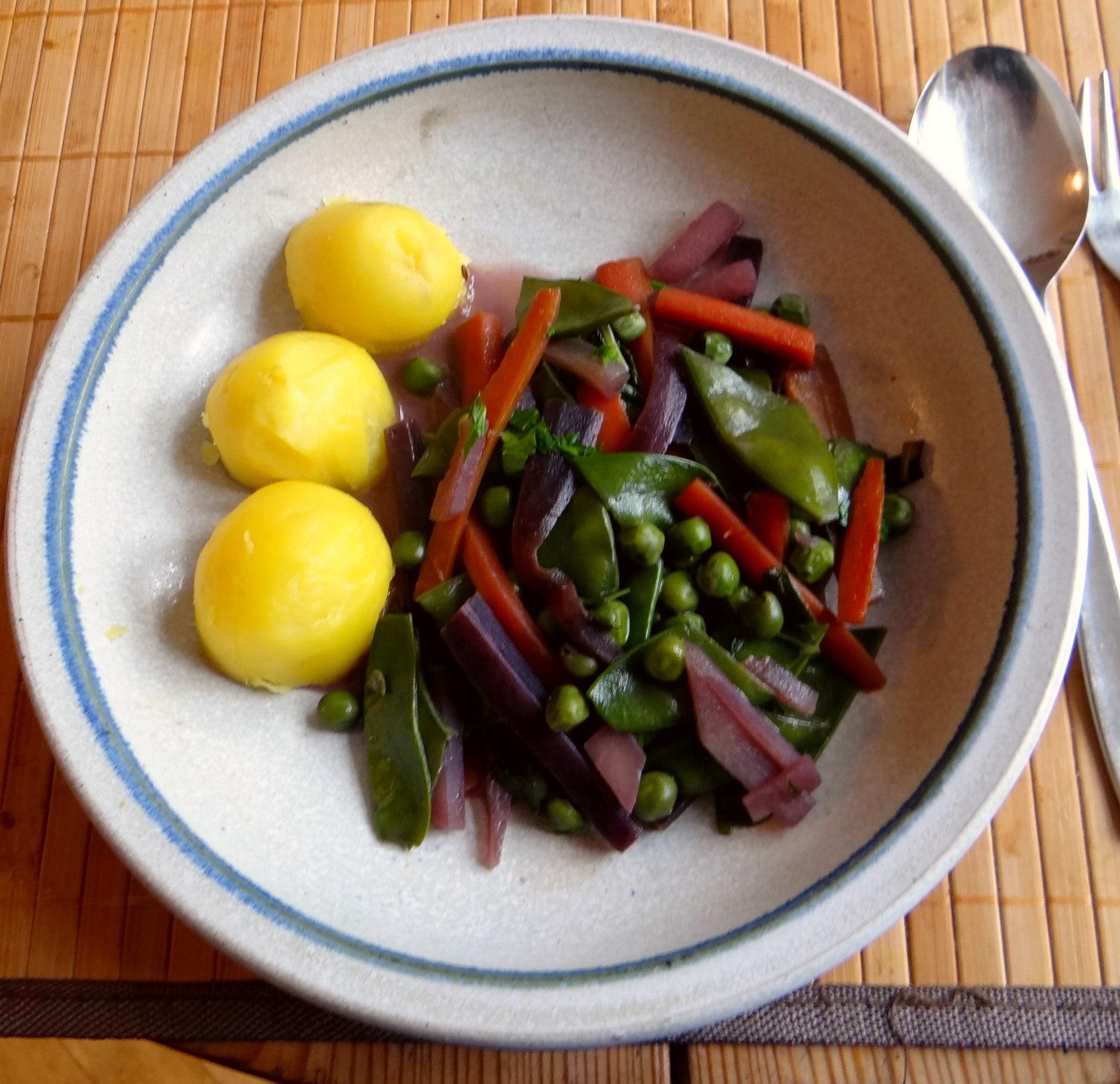 Gemischtes Gemüse (1)