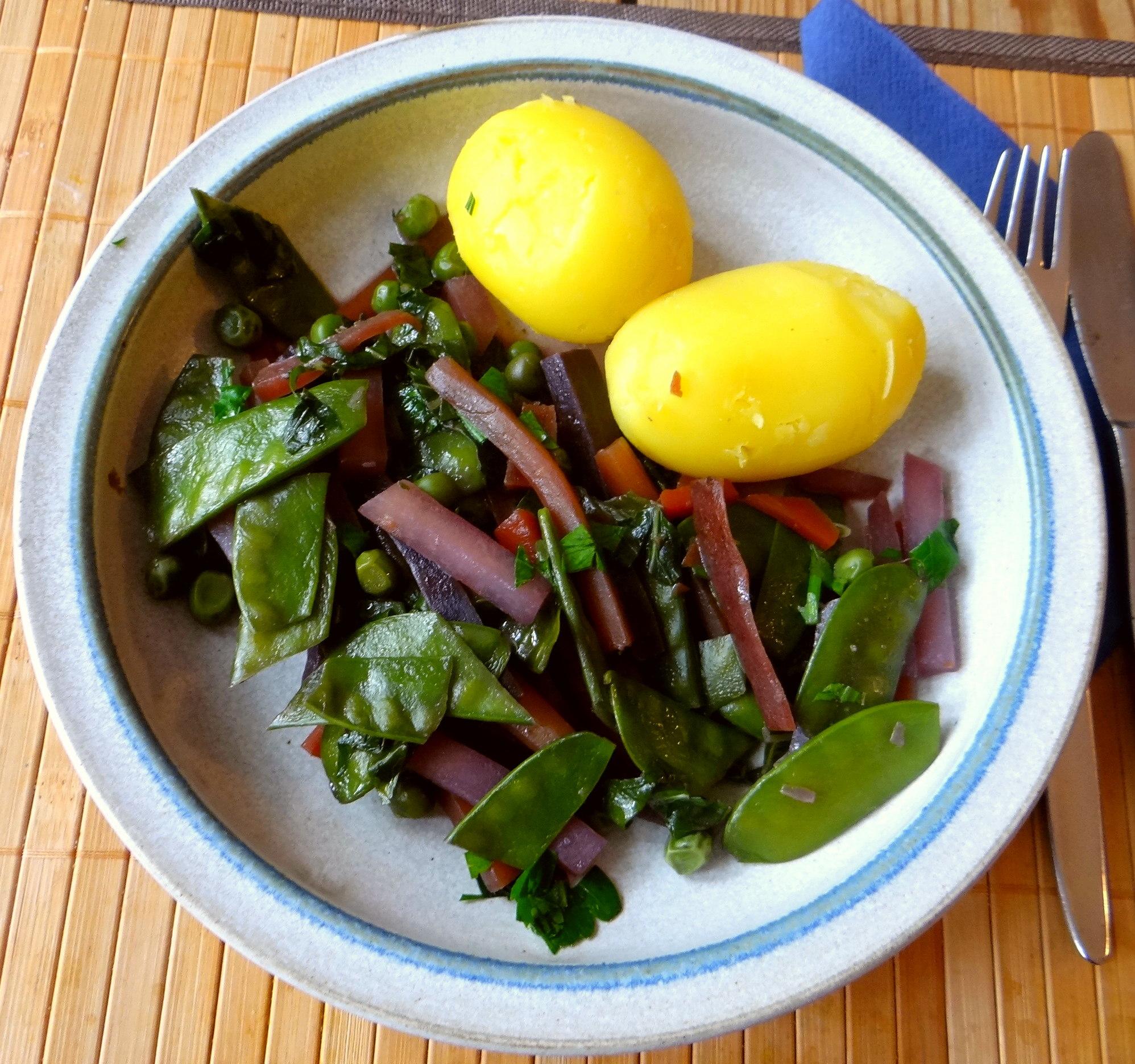 Gemischtes Gemüse (2)