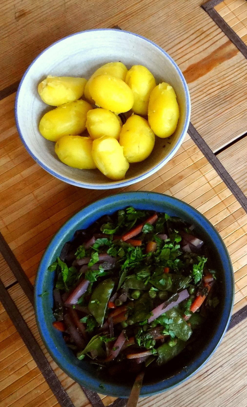 Gemischtes Gemüse (3)