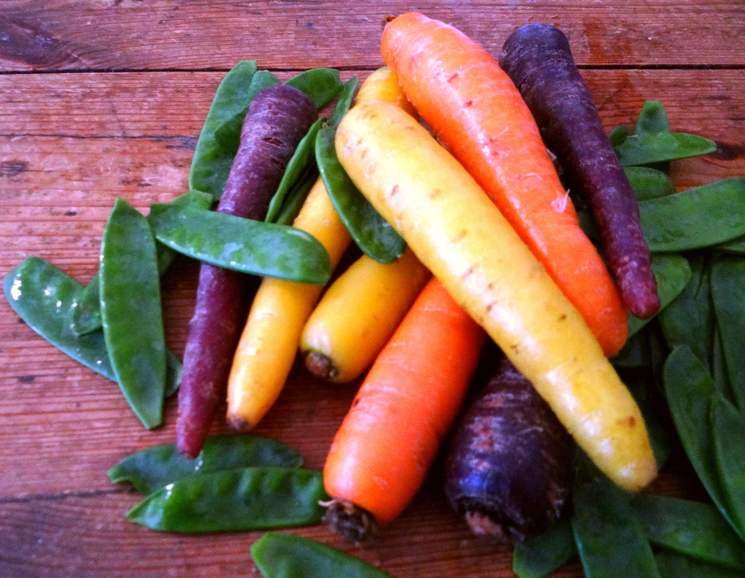 Gemischtes Gemüse (5)