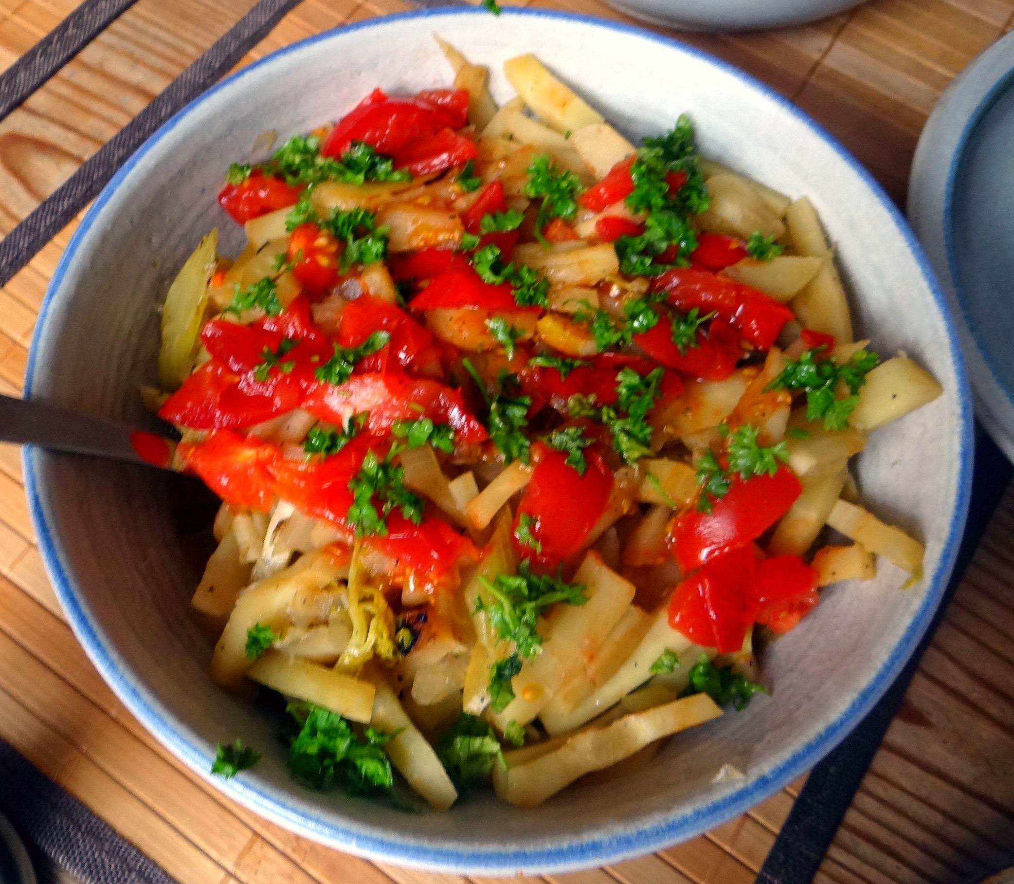Pastinaken Gemüse,Kartoffeln, (8)