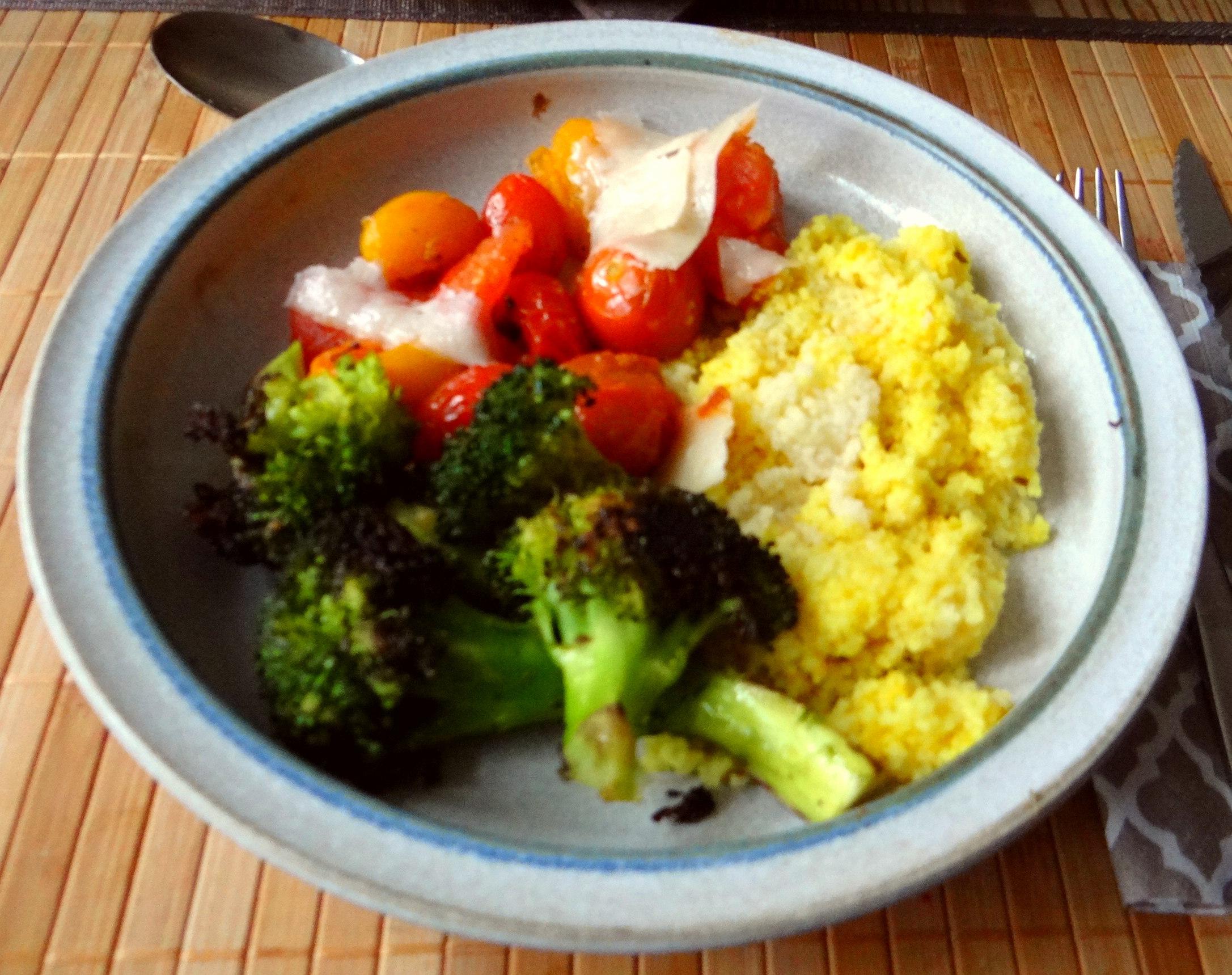 Tomaten,Brokkoli,Couscous (12)