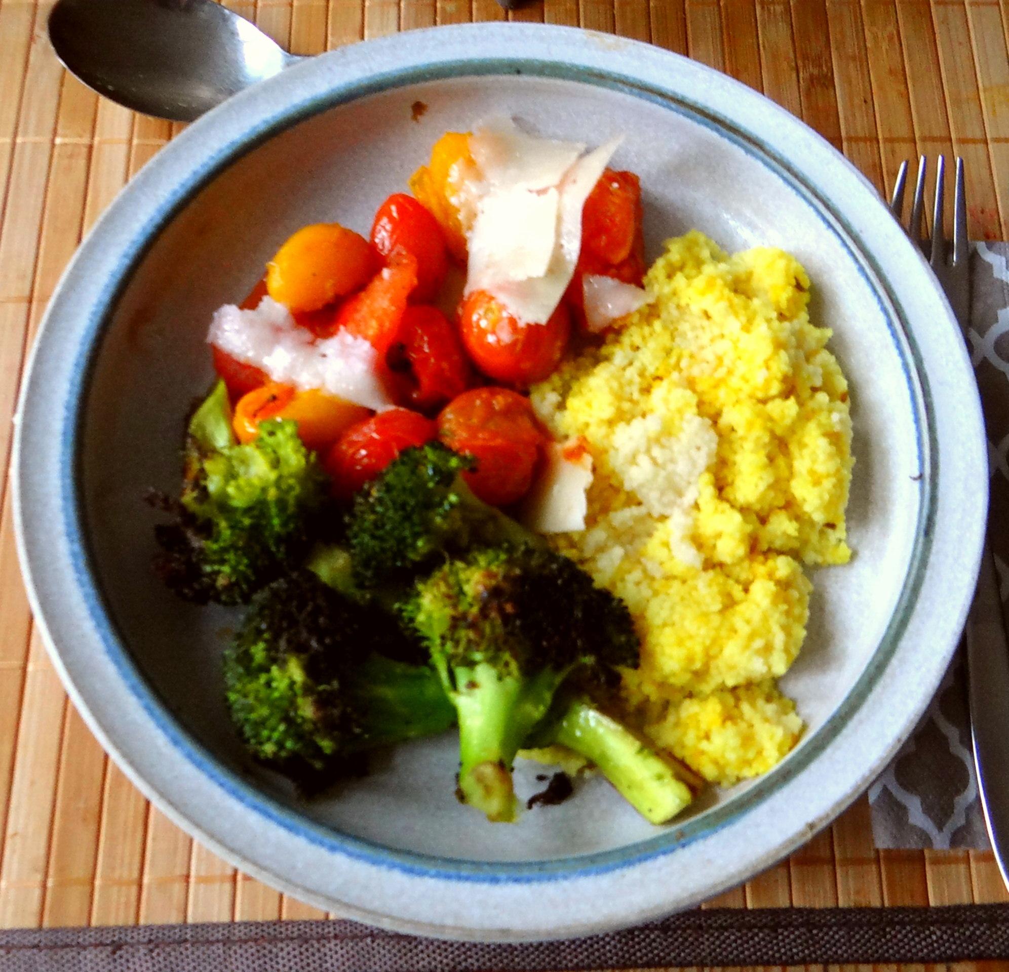 Tomaten,Brokkoli,Couscous (3)