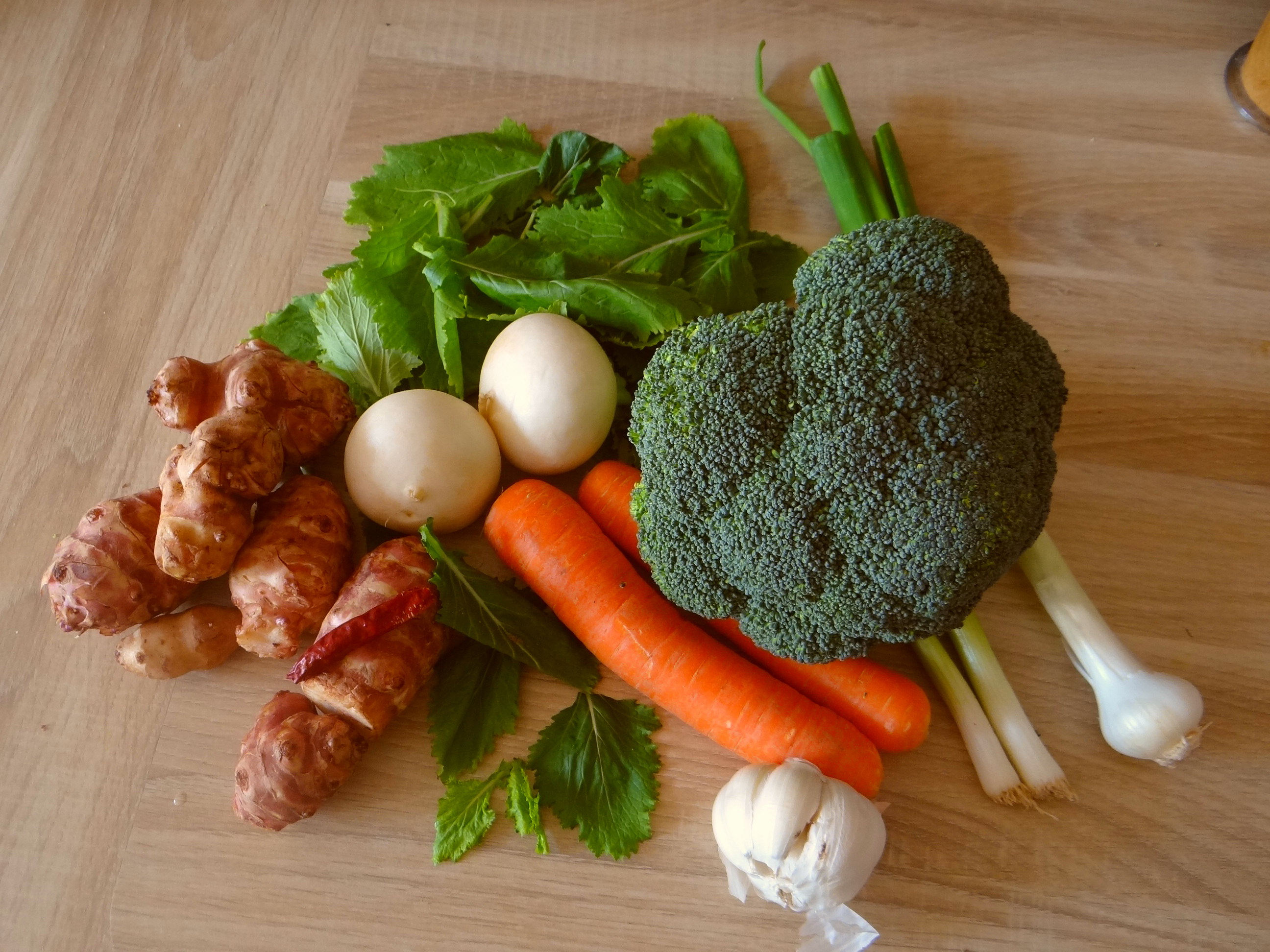 Asia Wokgemüse mit Glasnudeln (6)