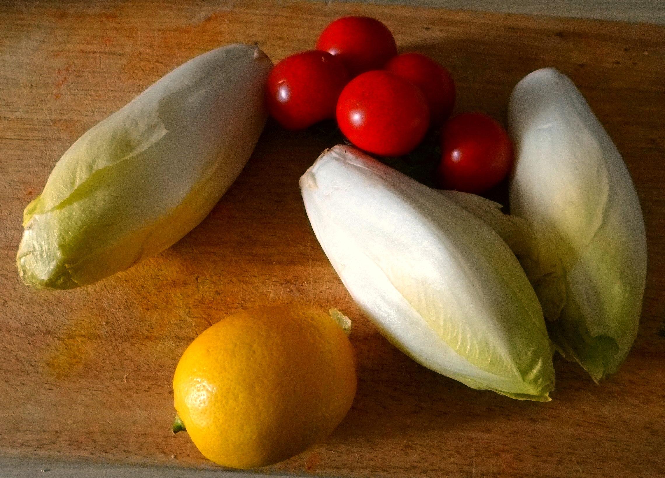 Zitronen Chicoree und RiiJii Basmati (6)