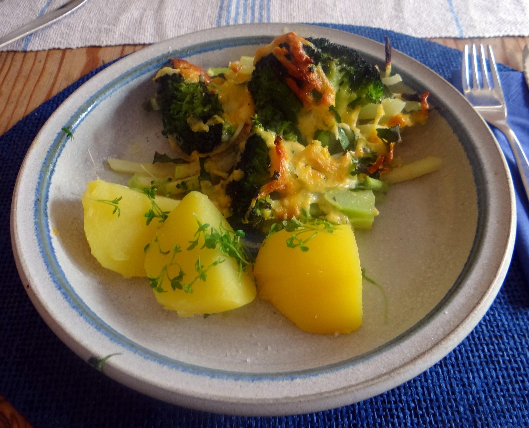 Brokkoli Auflauf (1)