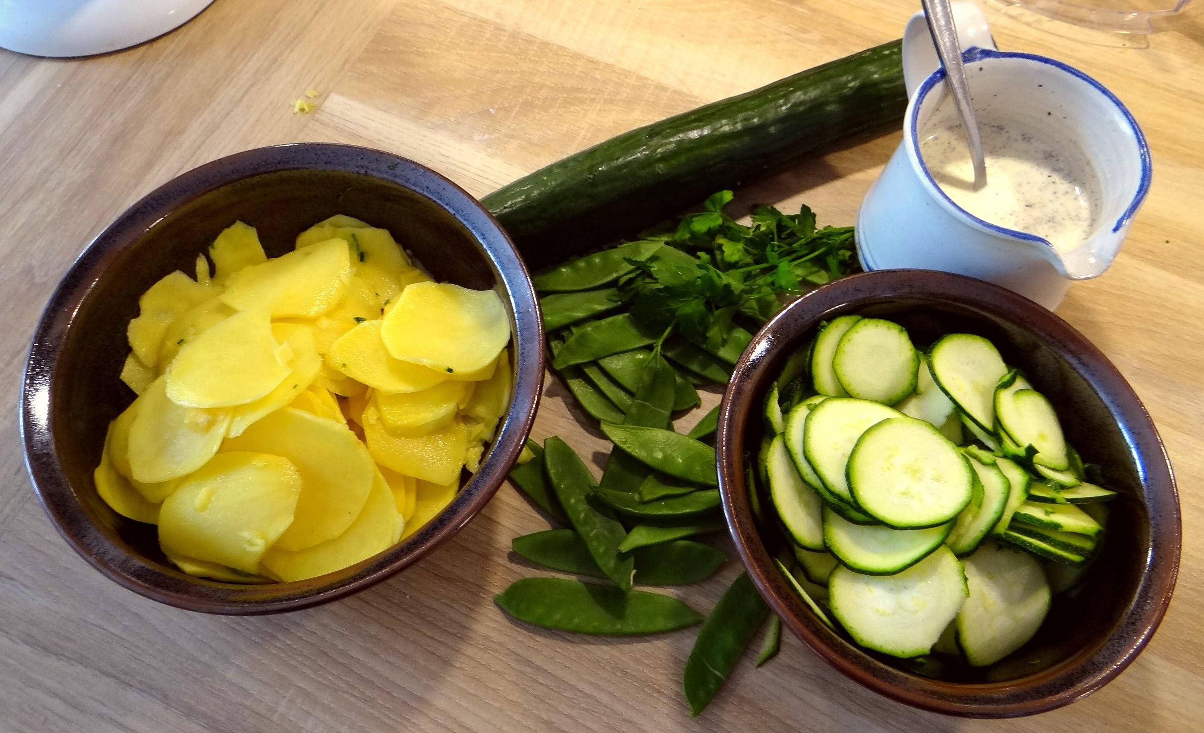 Kartoffel-Zucchini Gratin (4)