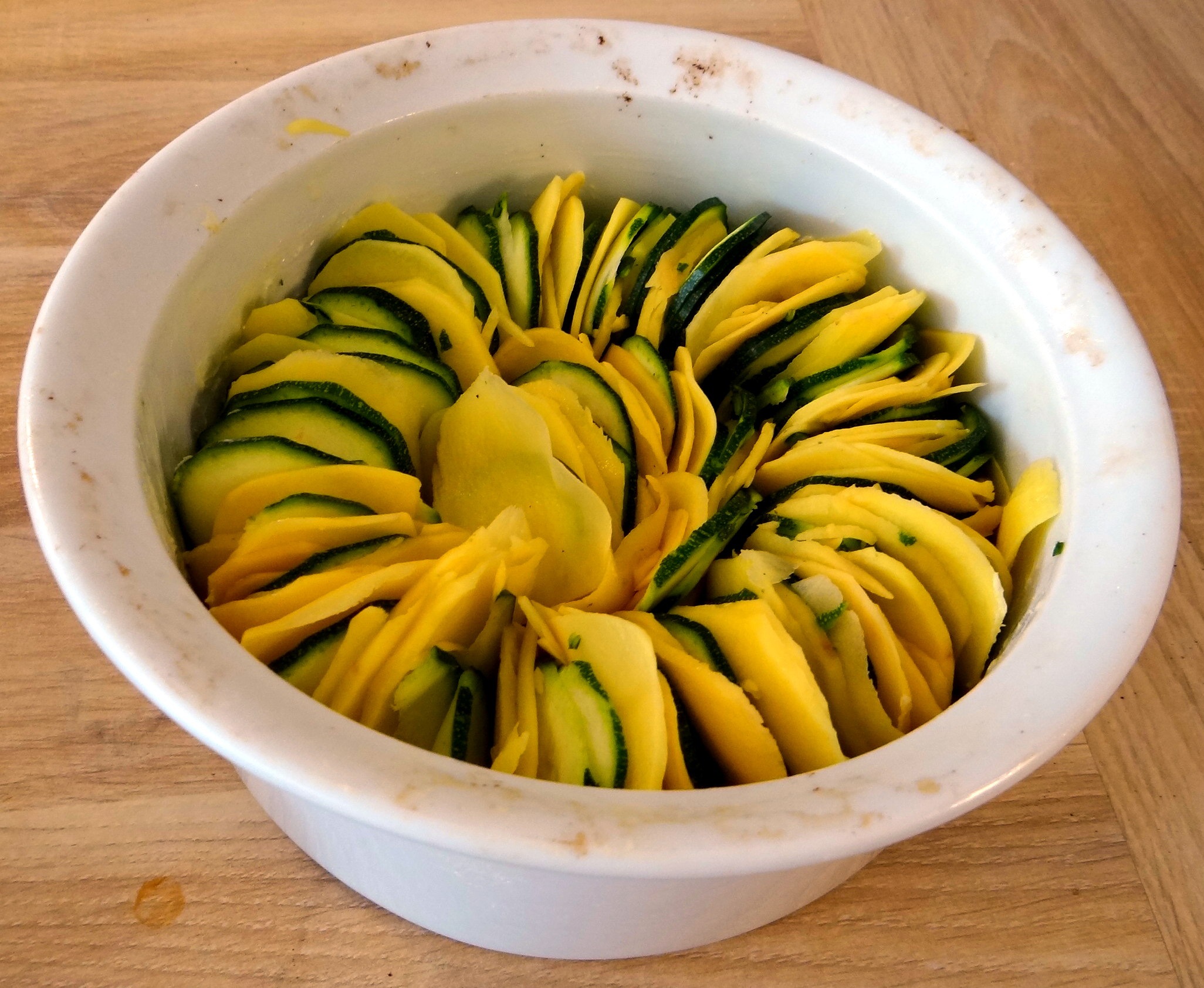 Kartoffel-Zucchini Gratin (6)