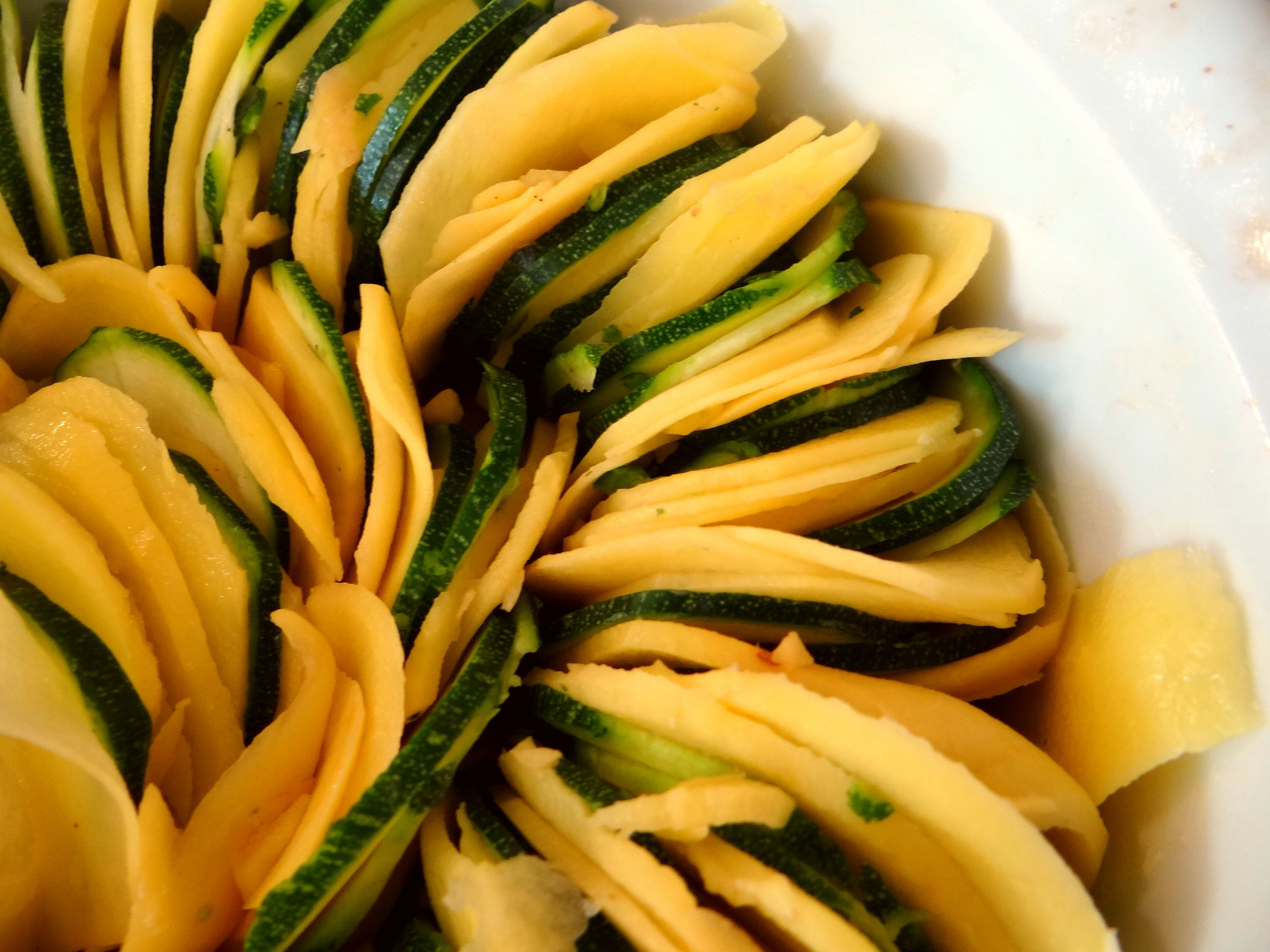 Kartoffel-Zucchini Gratin (7)