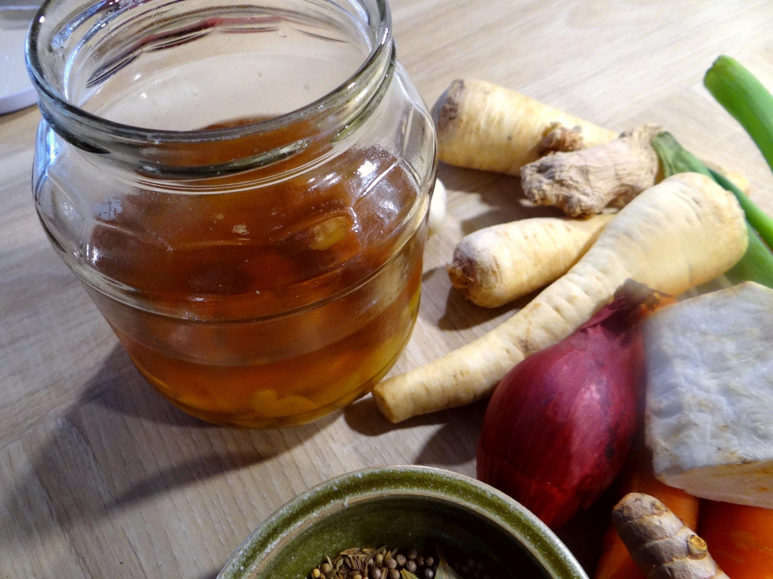 Ofengebackenes Wurzelgemüse,Dessert (6)