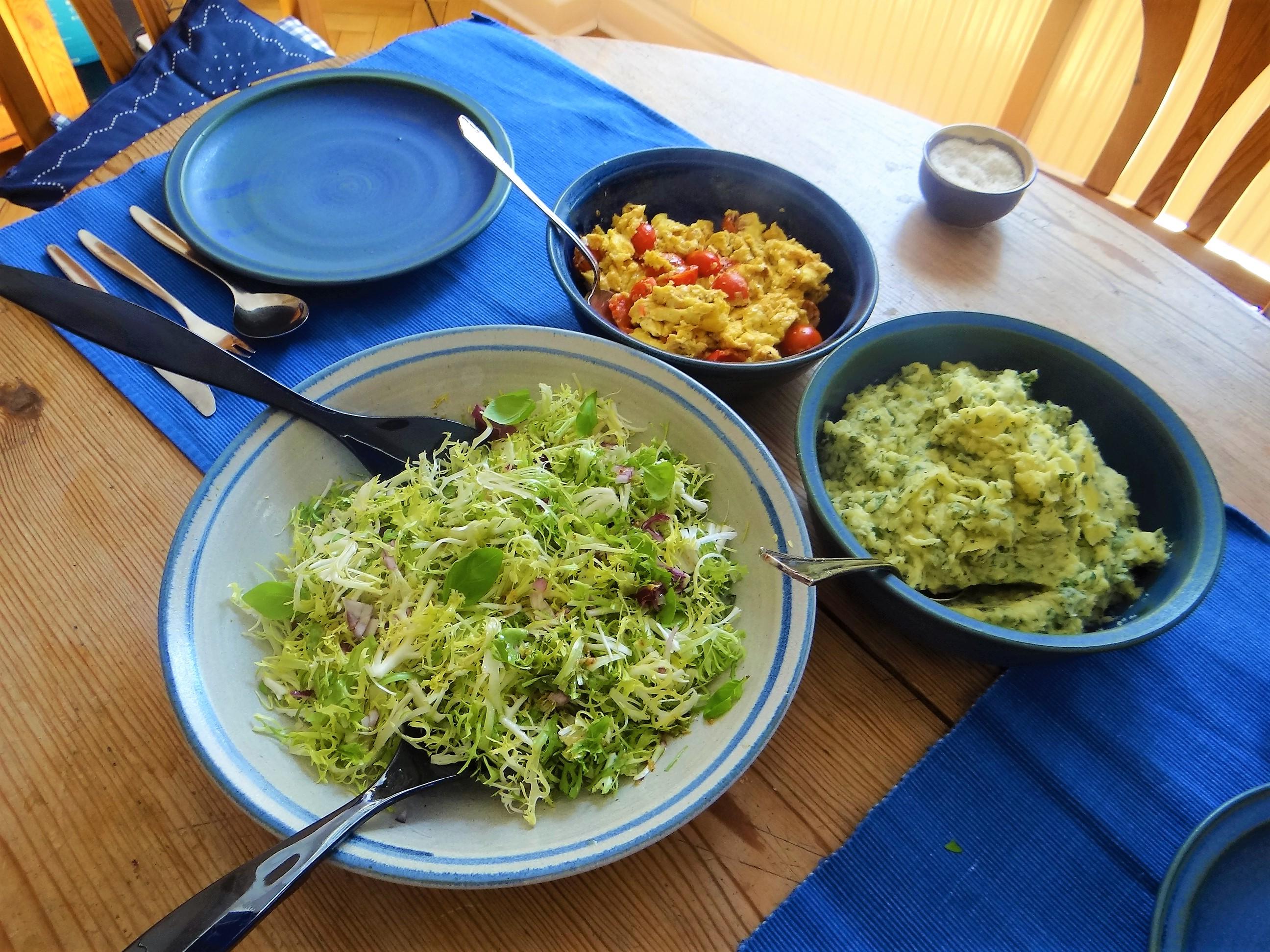 Kartoffelstampf mit Wildkräutern (16)