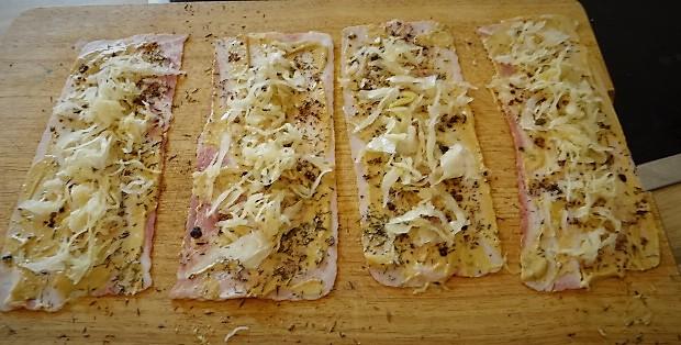 Schweinebauch Roulade mit Sauerkraut und Kartoffelstampf (12)