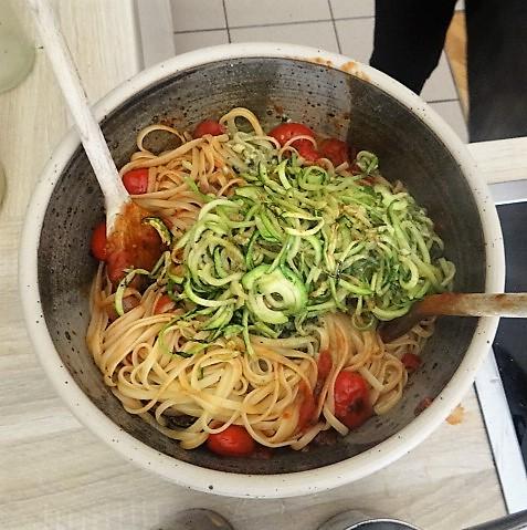 Linguine,Zoodles,Tomaten,Endivien (7)
