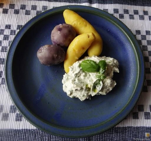 Handgemachter Quark mit Kartoffeln (14)