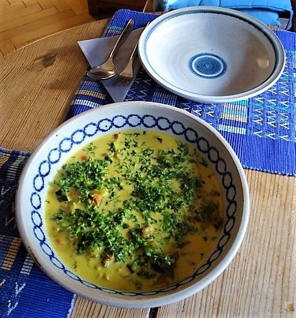 Gemüse Korma (4)