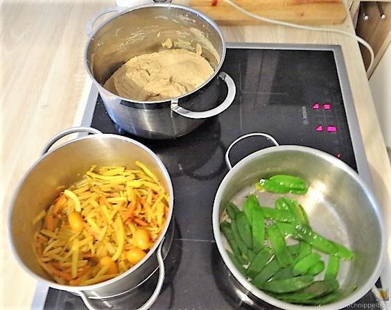Selleriepürree und Gemüse (19)