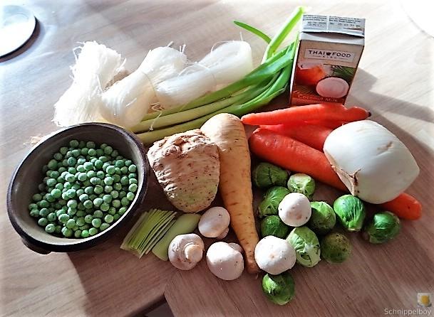 Wokgemüse mit Glasnudeln (7)