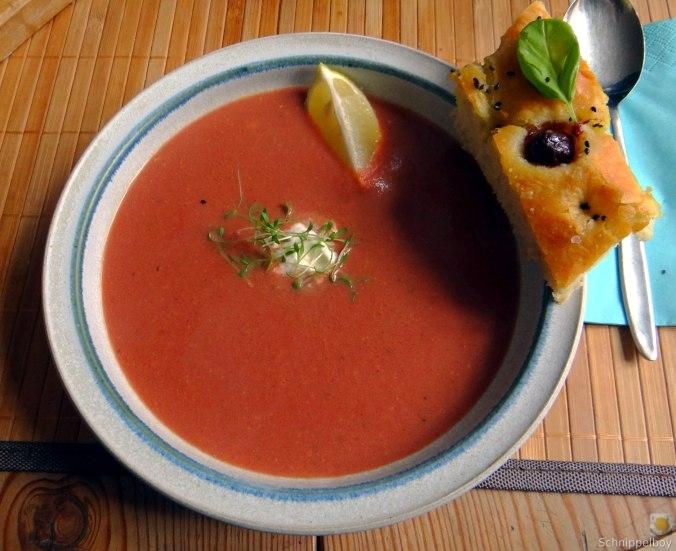 Schwarze Karottensuppe, revival. (1)