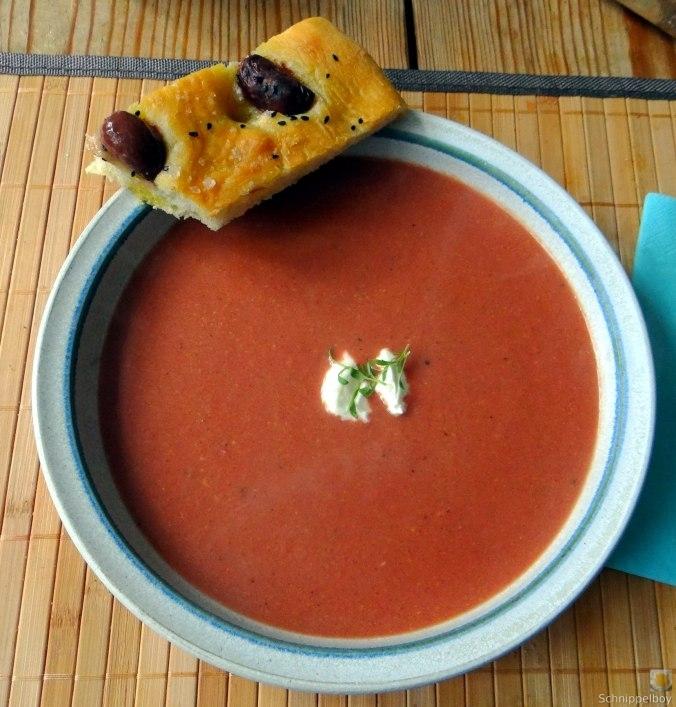 Schwarze Karottensuppe, revival. (2)