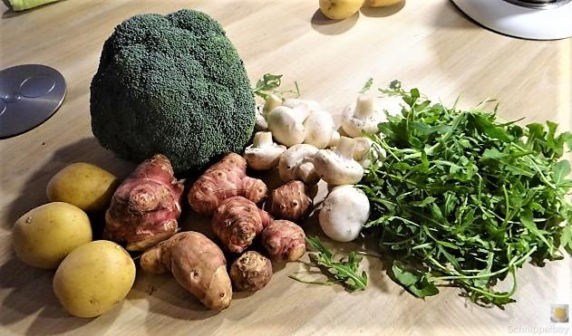 Topinambur,Champignon, Kartoffeln,roh gebraten (7).JPG