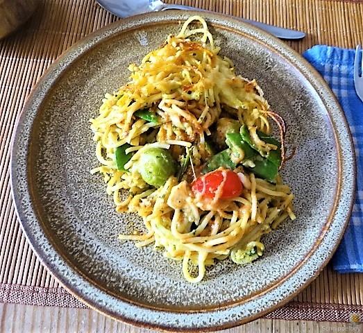 Nudel-Gemüse Auflauf (1)