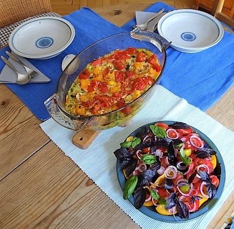 Polenta-mit-Babyspinat-und-Tomaten-5