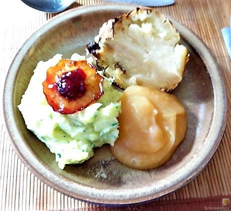 Sellerie,Kartoffelstampf und Apelmus (28)