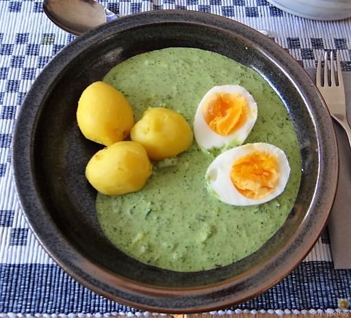 Frankfurter Grüne Soße (1)