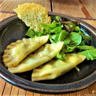 Ravioli mit Feta Spinat Füllung (12)
