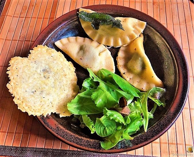 Ravioli mit Feta Spinat Füllung (2)