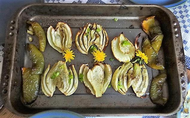 Pastinaken- Sellerie-Kartoffelstampf mit Bärlauch, (11)