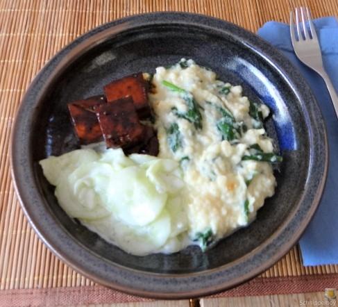 Patinakenstanpf,geräucherter Tofu (1)