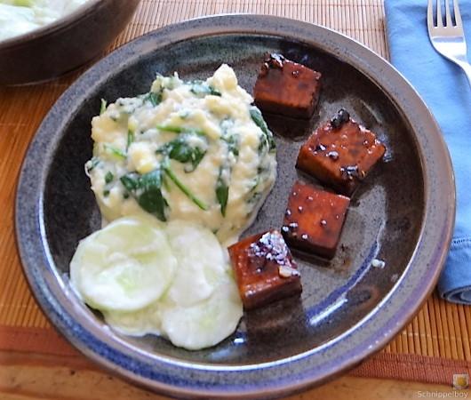 Patinakenstanpf,geräucherter Tofu (2)