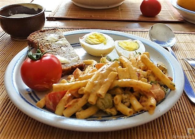 berbleibsel vom Osterfest (2)